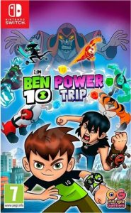 Nintendo Ben 10: Мощное Приключение