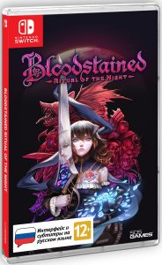 Nintendo Bloodstained: Ritual of the Night