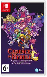 Nintendo Cadence of Hyrule: Crypt of the NecroDancer