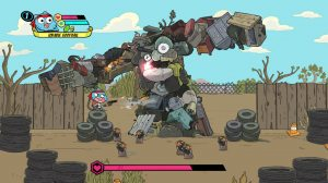 Nintendo Cartoon Network: Battle Crashers Nintendo