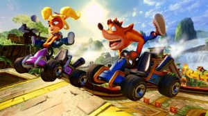 Nintendo Crash Team Racing Nitro-Fueled Nintendo