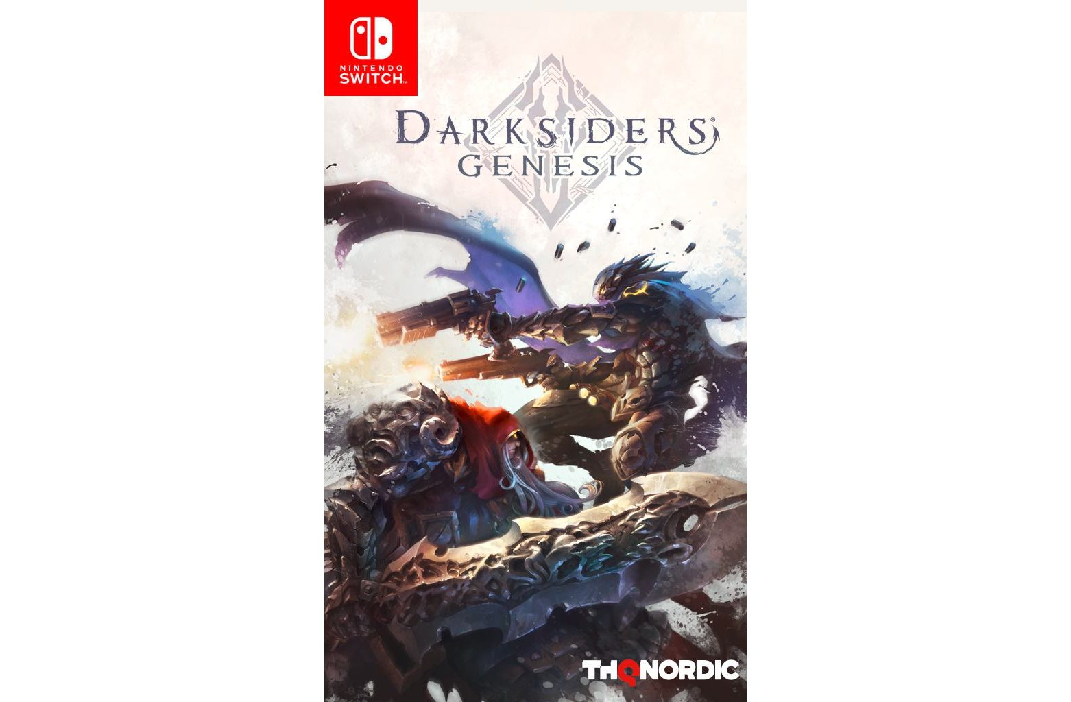 Nintendo Darksiders Genesis Nintendo