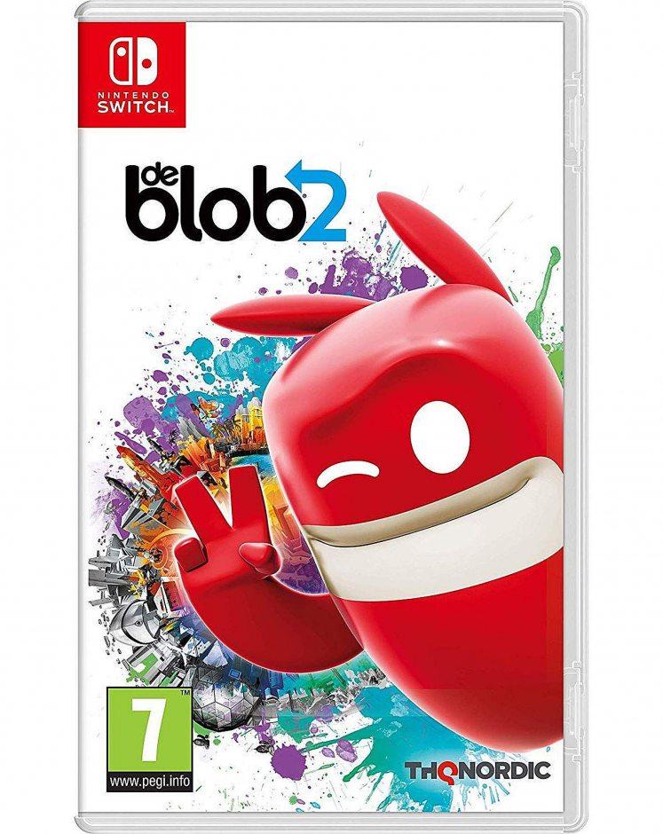 Nintendo De Blob 2 Nintendo