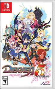 Nintendo Disgaea 5 Complete