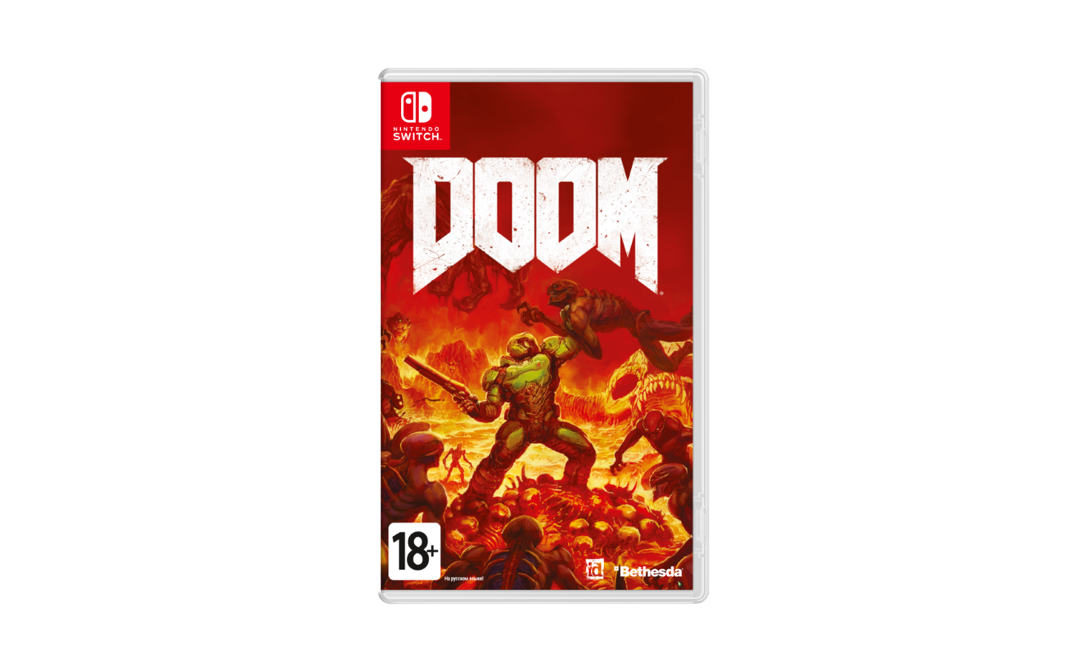 Nintendo DOOM Nintendo