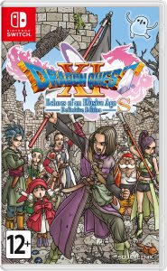 Nintendo Dragon Quest XI S Echoes of an Elusive Age  Definitive Edition