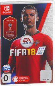 Nintendo FIFA 18