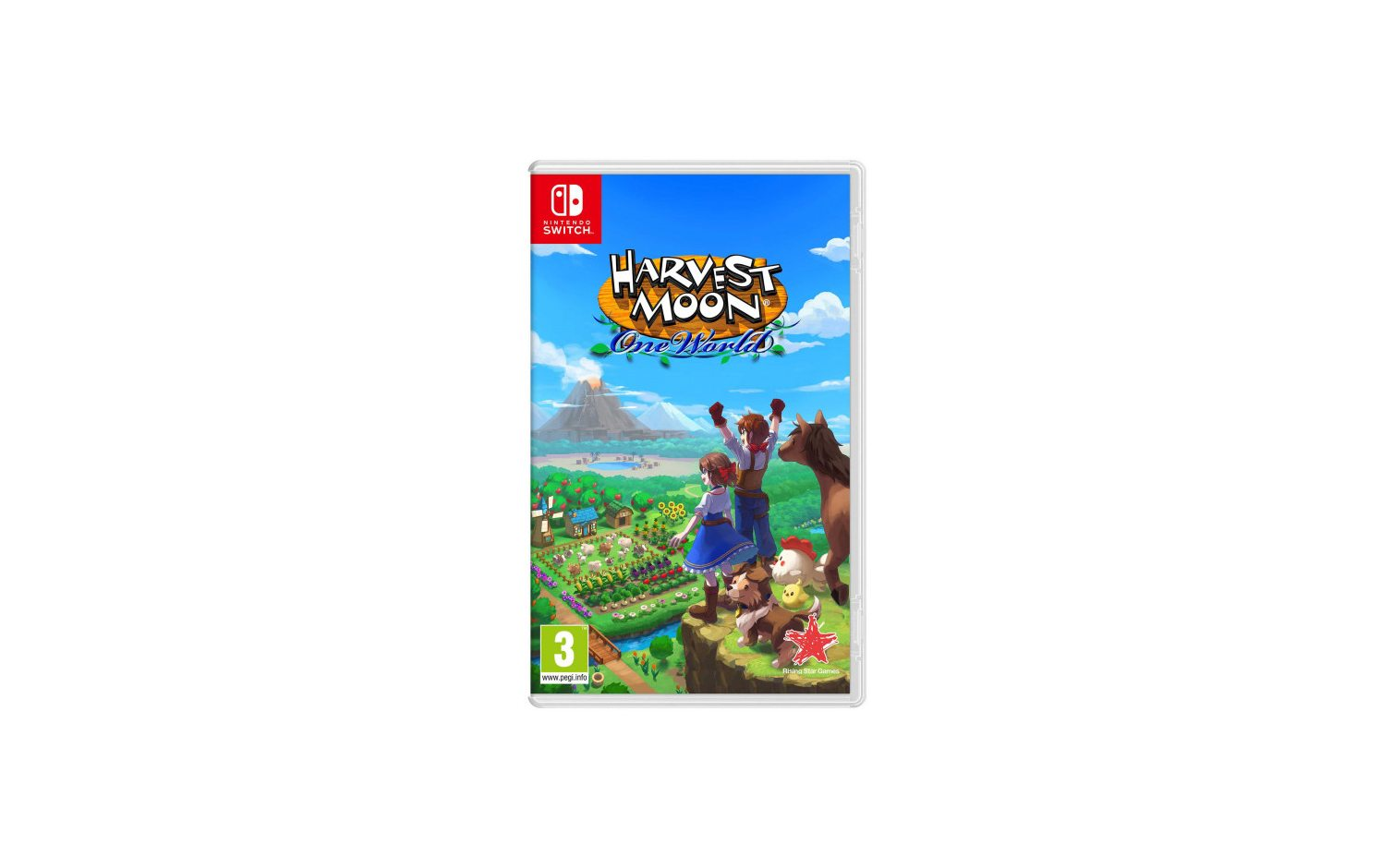 Nintendo Harvest Moon: One World Nintendo