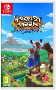 Nintendo Harvest Moon: One World