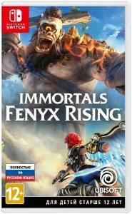 Nintendo Immortals Fenyx Rising