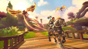 Nintendo Immortals Fenyx Rising Nintendo