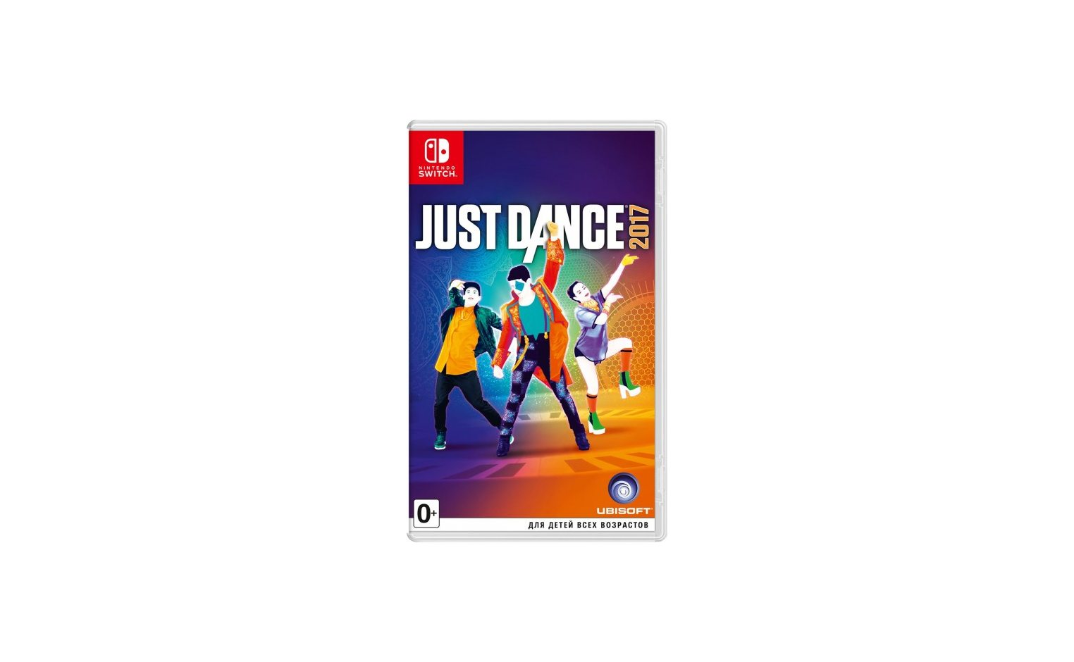 Nintendo Just Dance 2017 Nintendo
