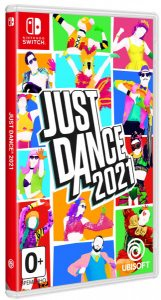 Nintendo Just Dance 2021