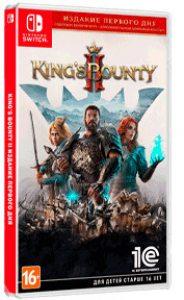 Nintendo King's Bounty II. Издание первого дня