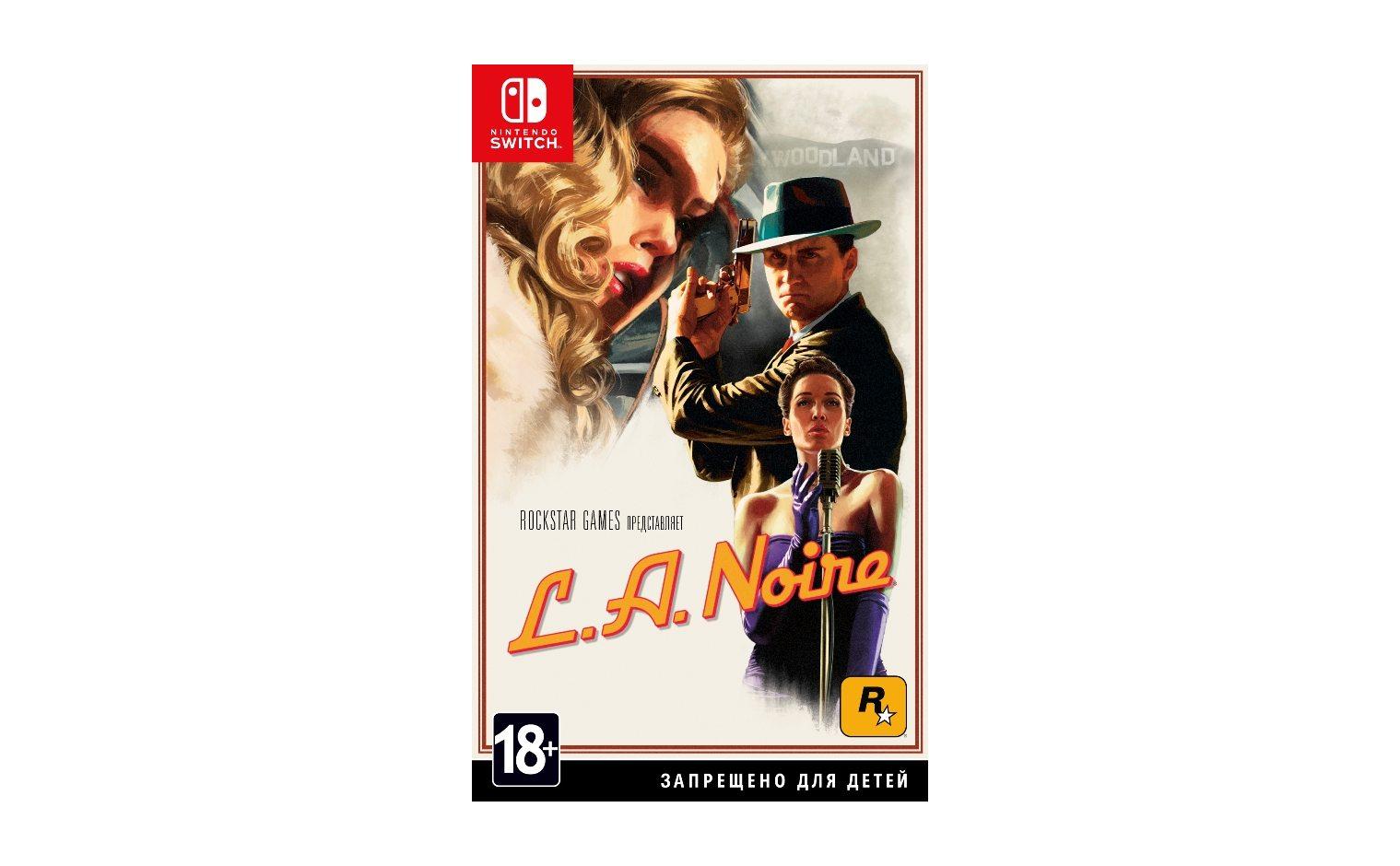 Nintendo L.A. Noire Nintendo