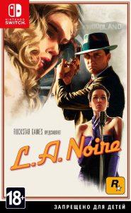 Nintendo L.A. Noire