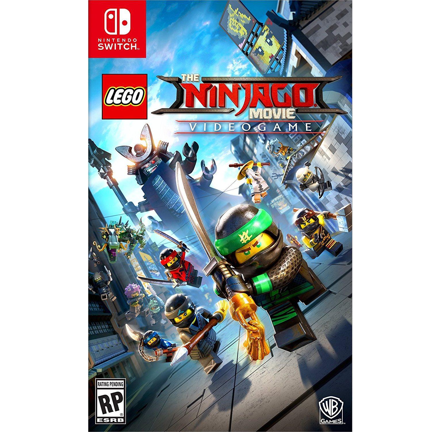Nintendo LEGO: Ниндзяго Фильм Nintendo