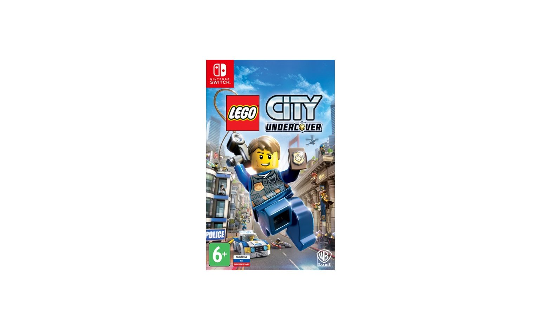 Nintendo LEGO CITY Undercover Nintendo