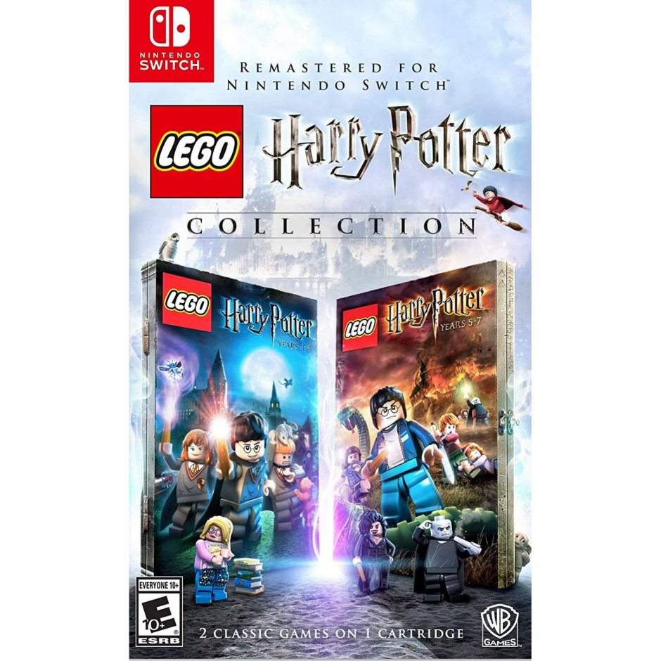 Nintendo LEGO Harry Potter Collection Nintendo