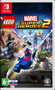 Nintendo LEGO Marvel Super Heroes 2