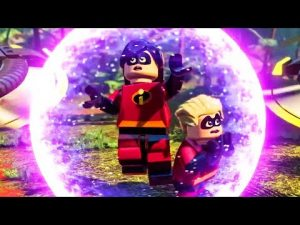 Nintendo LEGO The Incredibles Nintendo