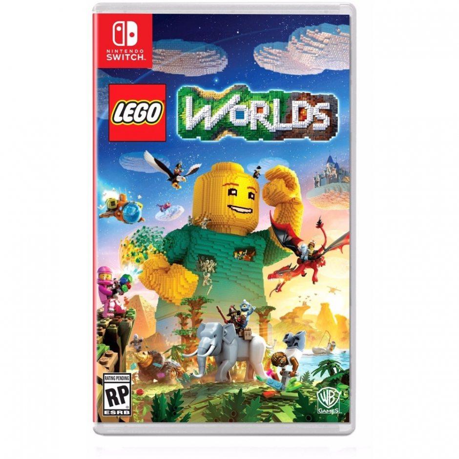 Nintendo Lego Worlds Nintendo