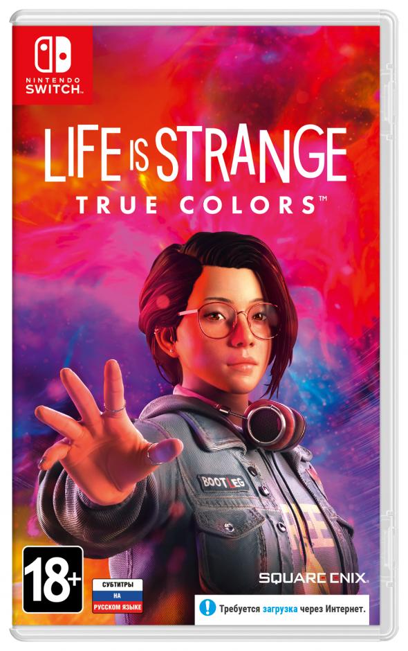 Nintendo Life is Strange: True Colors Nintendo