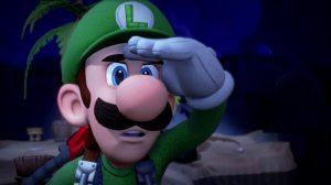 Nintendo Luigi's Mansion 3 Nintendo