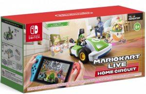 Nintendo Mario Kart Live Home Circuit Набор Luigi