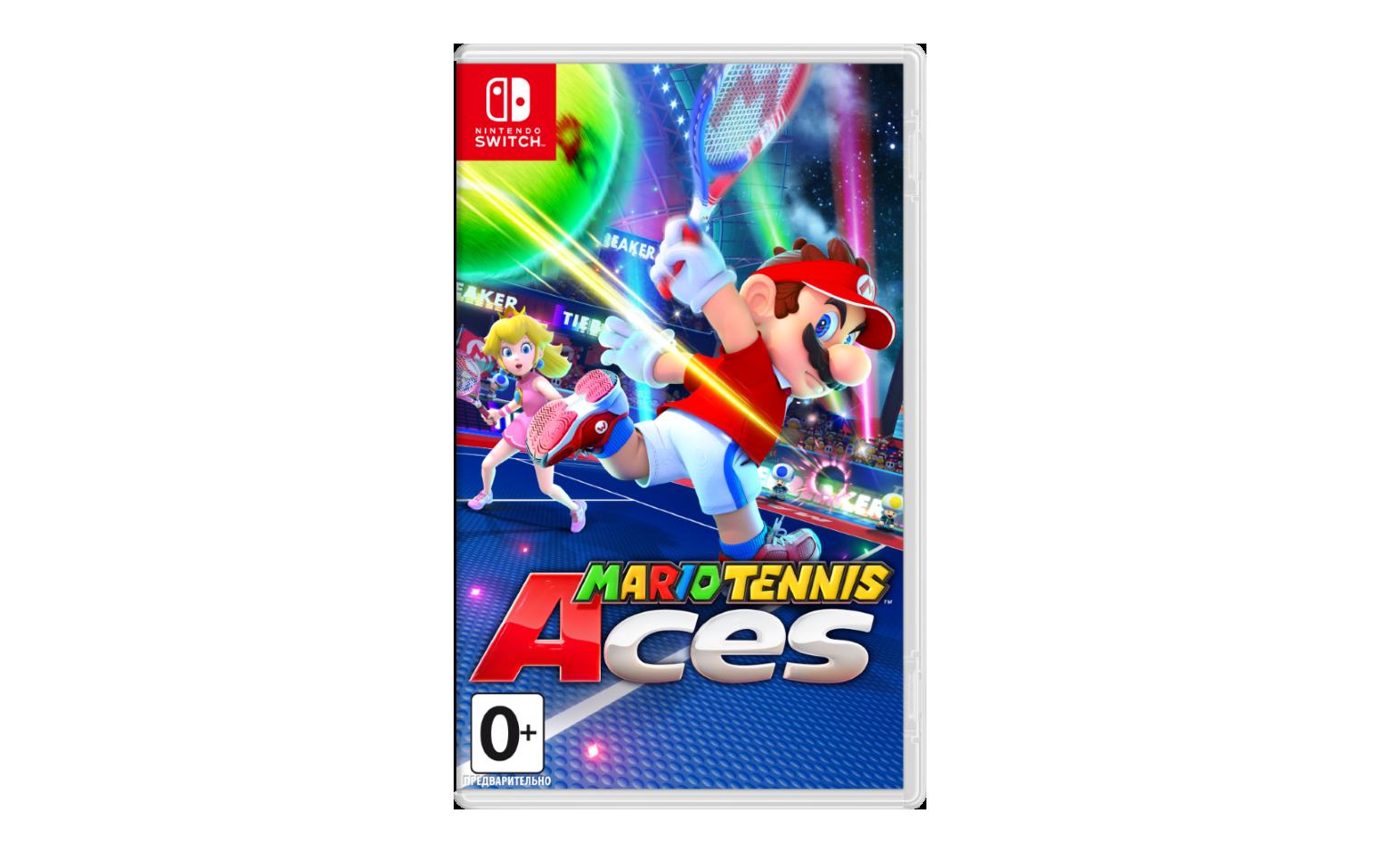 Nintendo Mario Tennis Aces Nintendo