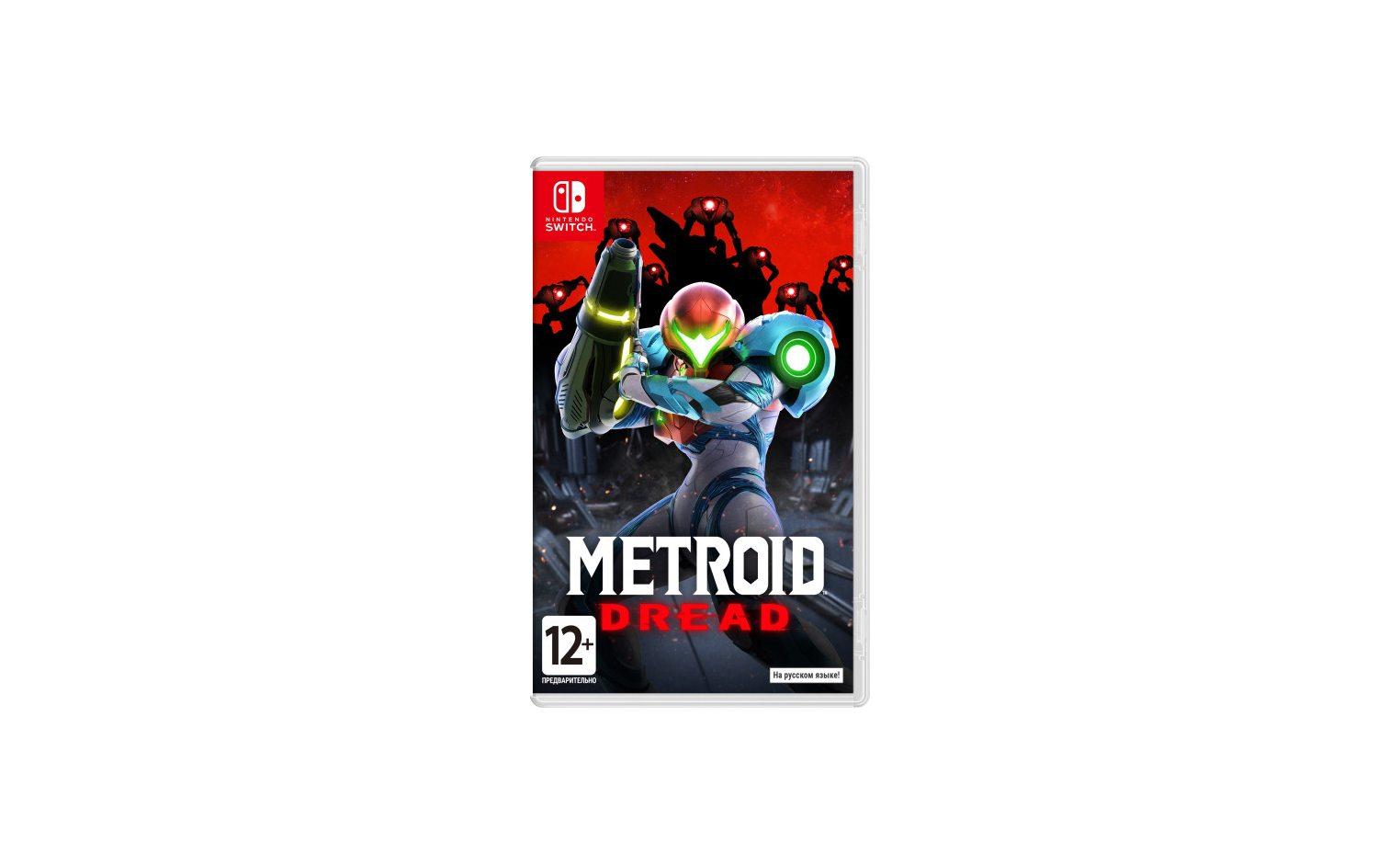 Nintendo Metroid Dread Nintendo