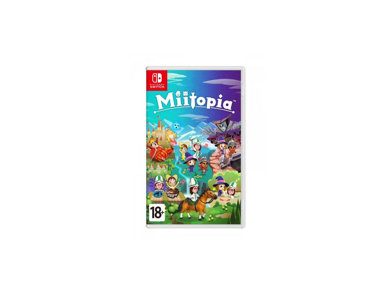 Nintendo Miitopia Nintendo