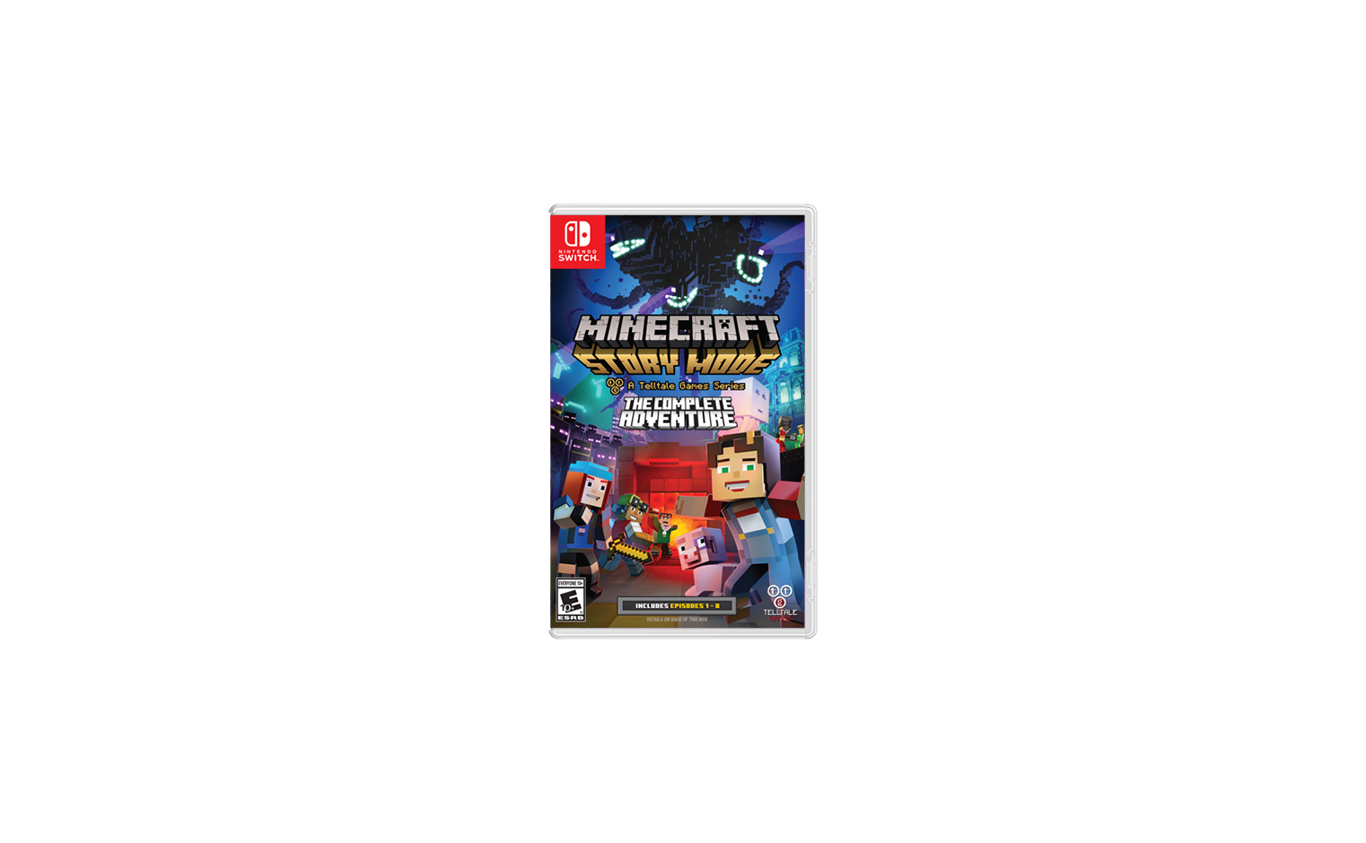 Nintendo Minecraft: Story Mode - The Complete Adventure Nintendo