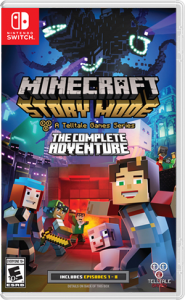 Nintendo Minecraft: Story Mode - The Complete Adventure