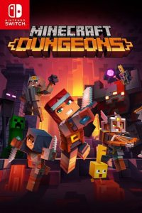 Nintendo Minecraft Dungeons. Hero Edition