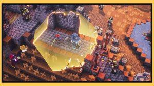 Nintendo Minecraft Dungeons. Hero Edition Nintendo