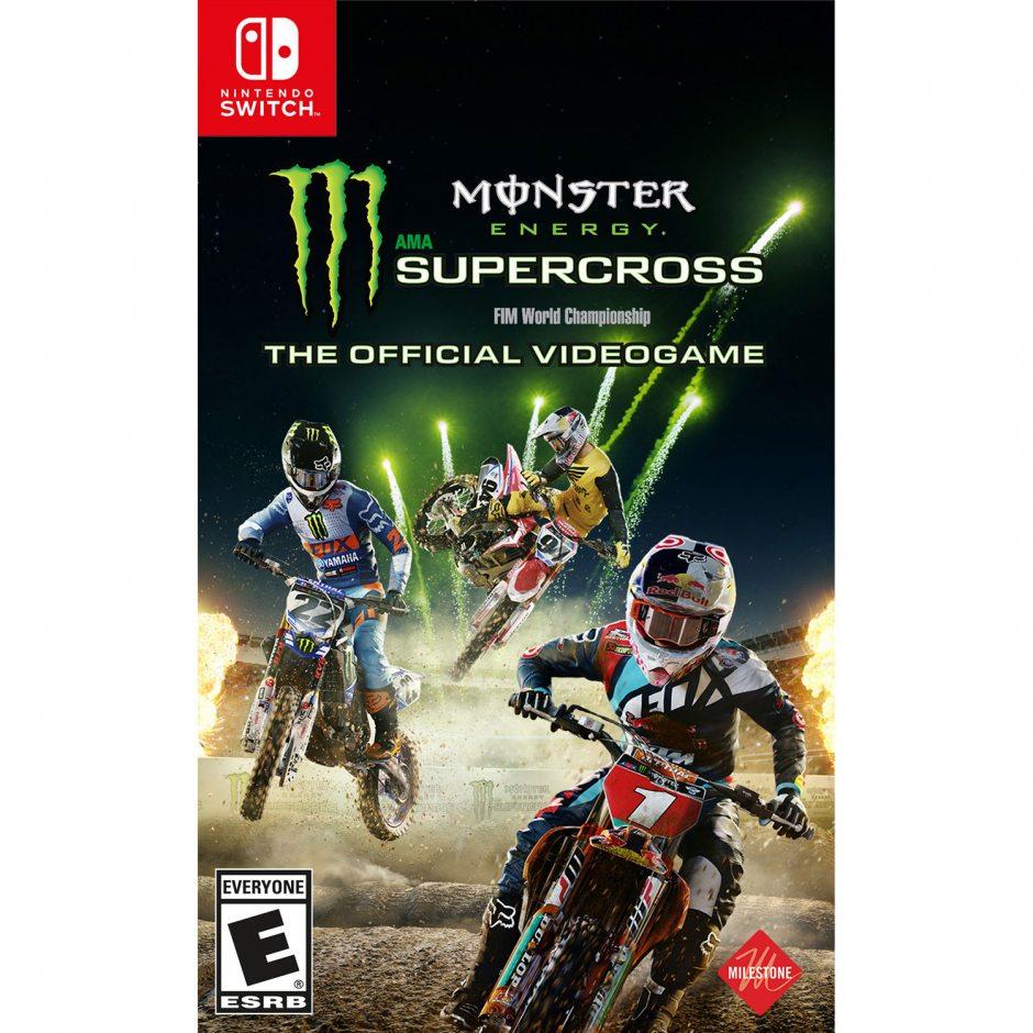 Nintendo Monster Energy Supercross Nintendo