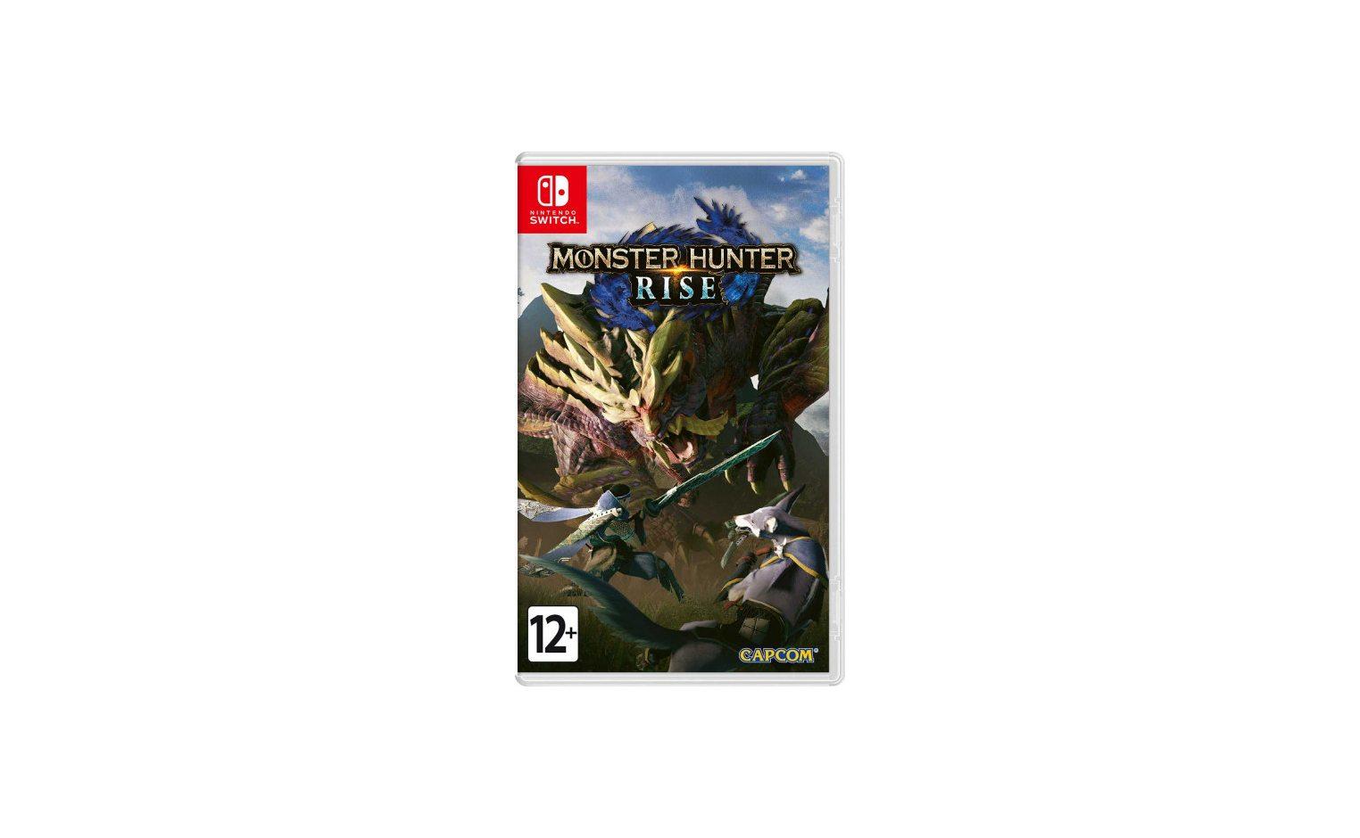Nintendo Monster Hunter Rise Nintendo