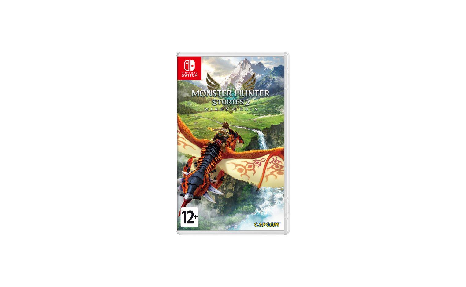 Nintendo Monster Hunter Stories 2: Wings of Ruin Nintendo