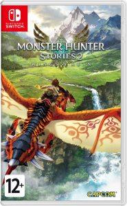 Nintendo Monster Hunter Stories 2: Wings of Ruin