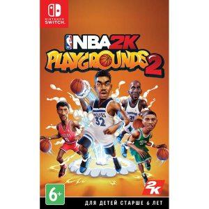 Nintendo NBA 2K Playgrounds 2