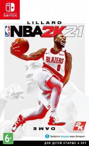 Nintendo NBA 2K21