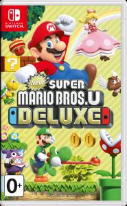 Nintendo New Super Mario Bros. U Deluxe