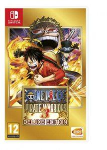 Nintendo One Piece Pirate Warriors 3 Deluxe edition