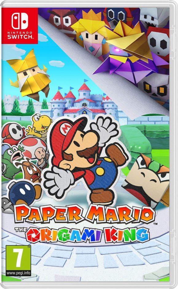 Nintendo Paper Mario: The Origami King Nintendo