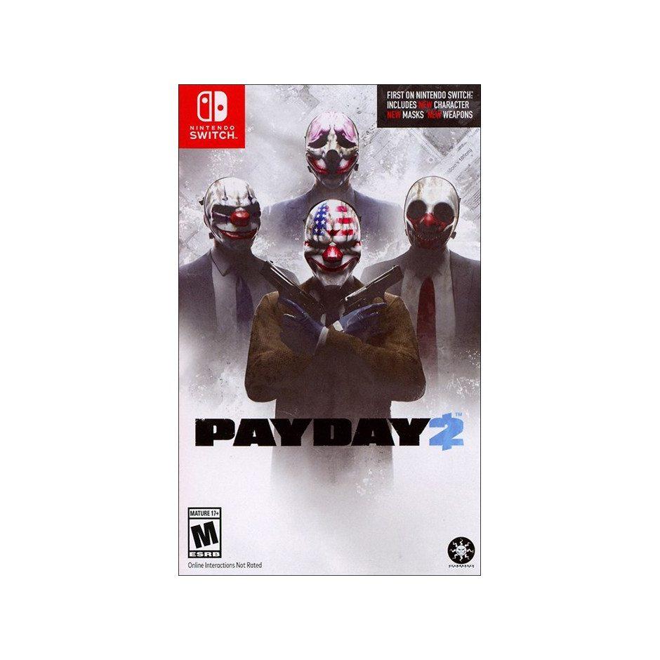 Nintendo Payday 2 Nintendo