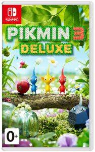 Nintendo Pikmin 3 Deluxe