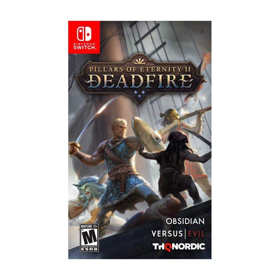 Nintendo Pillars of Eternity II: Deadfire - Ultimate Edition Nintendo