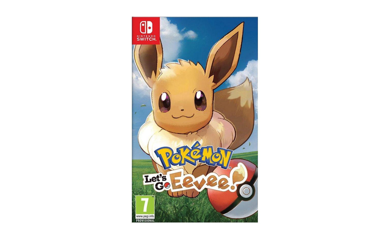 Nintendo Pokеmon: Let's Go, Eevee! Nintendo