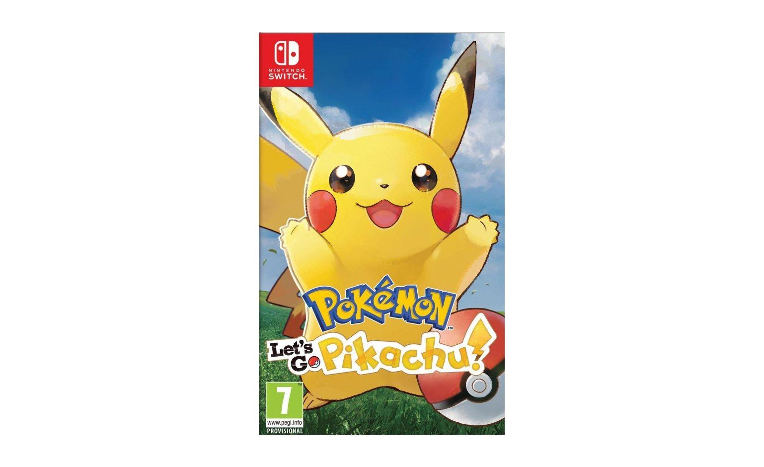 Nintendo Pokеmon Lets Go, Pikachu! Nintendo